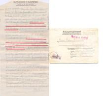 GUERRE 39-45 COR. D'un PRISONNIER Au STALAG XII A /1 Limburg An Der Lahn – Rédigé Le 27-12-40 - Poststempel (Briefe)