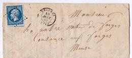 Chaumes à Cousance N° 14A Type I - 1849-1876: Période Classique