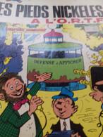 Les Pieds Nickelés à L'O.R.T.F. PELLOS Société Parisienne D'édition 1981 - Pieds Nickelés, Les