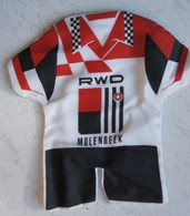 FOOTBALL Foot RWDM MOLENBEEK Programme Championnat 1994-95 Petit Maillot Club Carte Mark Williams - Habillement, Souvenirs & Autres