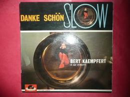 LP33 N°4026 - BERT KAEMPFERT - DANKE SCHON - 237 400 - Jazz