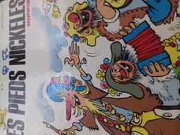 Les Pieds Nickelés Hippies PELLOS Société Parisienne D'édition 1972 - Pieds Nickelés, Les