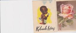Koloniale Loterij 1952 - Kalender
