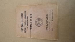 Cuisine : L'Economie Culinaire - Cauderlier -  5ième édition ( Voir Détails) + Recttes Poisson De Mer !! - Livres, BD, Revues
