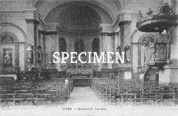 Binnenzicht Der Kerk - Lint - Lint
