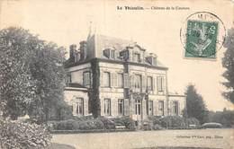 20-7027 :  CHATEAU DE LA COUTURE . LE THIEULIN - Unclassified