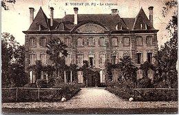 65 - TOSTAT --  Le Château - Autres Communes