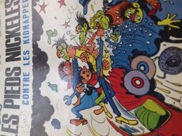 Les Pieds Nickelés Contre Les Kidnappers PELLOS Société Parisienne D'édition 1973 - Pieds Nickelés, Les
