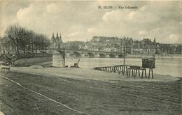 SL Top Promotion : 3 X Cpa 41 BLOIS. Vue Générale, Le Château 1911 Et La Loire 1924 - Blois