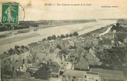 SL Top Promotion : 3 X Cpa 41 BLOIS. La Loire 1907, Panoramique Vers 1900 Et En Aval 1911 - Blois