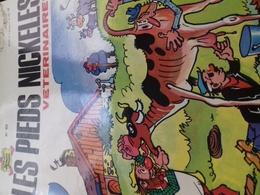 Les Pieds Nickelés Vétérinaires PELLOS Société Parisienne D'édition 1974 - Pieds Nickelés, Les