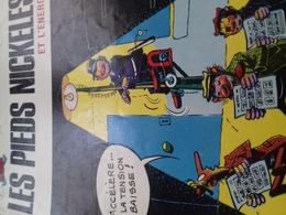Les Pieds Nickelés Et L'énergie PELLOS Société Parisienne D'édition 1982 - Pieds Nickelés, Les