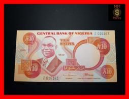 NIGERIA 10 Naira  2003 P. 25 G   UNC - Nigeria