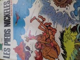 Les Pieds Nickelés Rempilent PELLOS Société Parisienne D'édition 1982 - Pieds Nickelés, Les