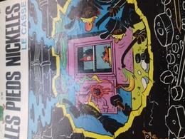 Les Pieds Nickelés Le Casse PELLOS Société Parisienne D'édition 1982 - Pieds Nickelés, Les