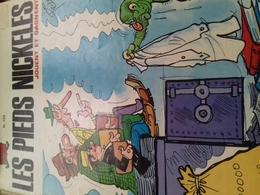 Les Pieds Nickelés Jouent Et Gagnent PELLOS Société Parisienne D'édition 1986 - Pieds Nickelés, Les