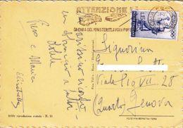 ITALIE - 1960 - Sécurité Routière - Attention ! - Attenzione ! - Unfälle Und Verkehrssicherheit