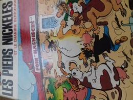 Les Pieds Nickelés Et Le Chanvre Berrichon PELLOS Société Parisienne D'édition 1984 - Pieds Nickelés, Les