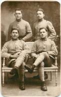 CARTE PHOTO 1922 BOURGES SOLDAT DU 503em REGIMENT DE CHAR DE COMBAT TANKISTES - Regiments