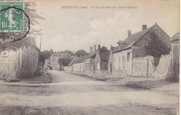 Oise - Montigny - La Grande Rue (dit Point Du Jour) - Autres Communes