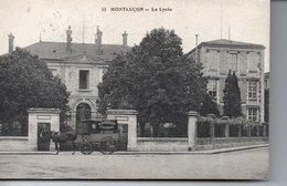 Montluçon - Le Lycée - Montlucon