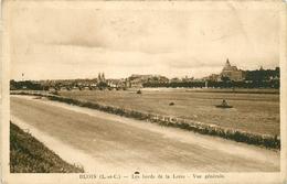 SL Top Promotion : 3 X Cpa 41 BLOIS. Bords De Loire 1938, Quais Et Levée Saint-Dié 1906 - Blois