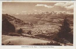Grenoble Et Les Alpes - Vue Prise De Saint Nizier - Non écrite - Grenoble