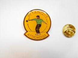 Beau Pin's , Pétanque Attichoise , Attiches , Nord - Bowls - Pétanque