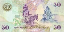 LESOTHO P. 17e 50 M 2009 UNC - Lesotho