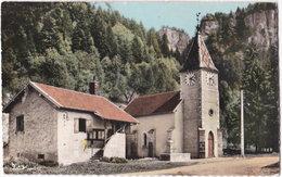 39. Pf. CLAIRVAUX-LES-LACS. Chapelle De La Frasnée. 101 - Clairvaux Les Lacs
