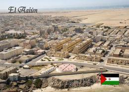 Western Sahara El Aaiún Aerial View Laayoune New Postcard Westsahara AK - Westsahara