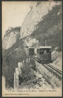 74) Chemin De Fer Du Salève - Château De Monnetier - J.J. N°5635 - Voir 2 Scans - Trains