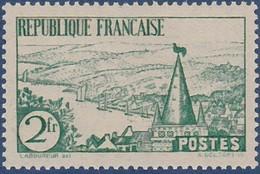 N°__301 RIVIÈRE BRETONNE TIMBRES NEUFS ** 1935 - Nuevos