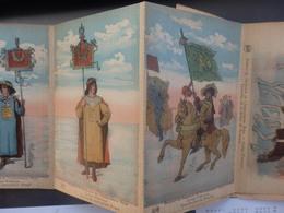 L'INDEPENDANCE BELGE 1830-1930 - Carnet De 10 Cartes Postales - Souvenir Du Centième Anniversaire - 10Scans. - Sammlungen