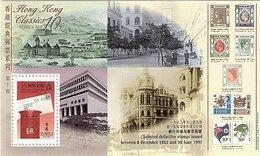 HONG KONG - Classics '97 UHM - Blocks & Sheetlets