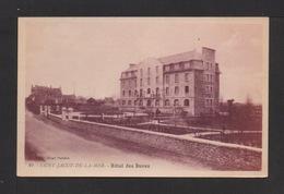 CPSM . 22 . SAINT-JACUT-DE-LA-MER . Hôtel Des Dunes . - Saint-Jacut-de-la-Mer