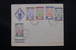 ETHIOPIE - Enveloppe FDC En 1956 - 25 Ans De La Constitution De L 'Ethiopie - L 60290 - Äthiopien