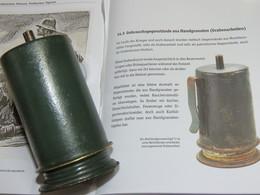 LAMPE/GRENADE A CARBURE ALLEMANDE 1917 , 100% ORIGINALE !!! - 1914-18