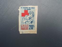Vignette Croix Rouge Française, Au Secours Des Bébés De France - Other
