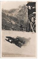Garmisch Partenkirchen Olympische Winterspiele Bobbahn Jeux Olympiques 1936 Bobsleigh Deutschland German Team Olympic - Olympische Spiele