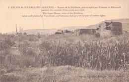 62 - ABLAIN SAINT NAZAIRE SOUCHEZ / RUINES DE LA DISTILLERIE - France
