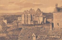 62 - ANGRES / CARTE POSTALE ALLEMANDE - France