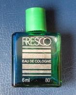 Miniature De Parfum -  Fresco  Eau De Cologne  - Réf, P08 - Miniaturas Modernas (desde 1961)