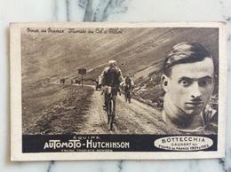 Équipe Automoto-Hutchinson Bottecchia Gagnant Des Tours De France 1924,1925. - Cycling