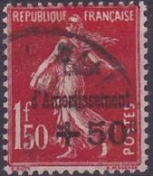 N°__277 CAISSE D'AMORTISSEMENT TIMBRE OBLITÉRÉ 1931 - France