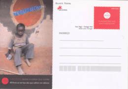 PORTUGAL - Fondation AIS (église En Souffrance) - Postal Stationery