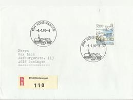 CH R-CV 1990 8194 - Poststempel