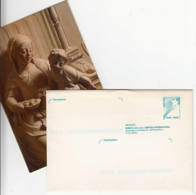 PORTUGAL - Entier Postal + Carte De Noël Neufs - Entiers Postaux