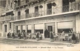 LES SABLES D'OLONNE SPLENDID HOTEL LA TERRASSE - Sables D'Olonne