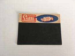 Ardoise Carton Ancienne - Advertising